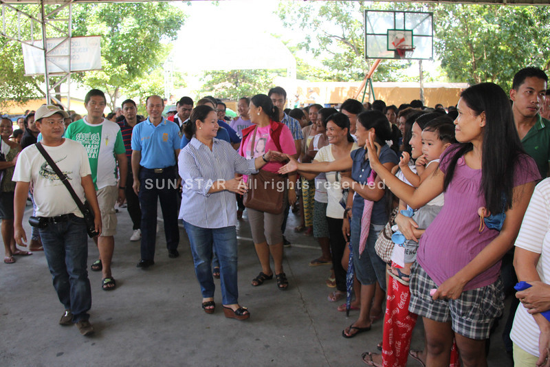 Pampanga Governor Lilia Pineda