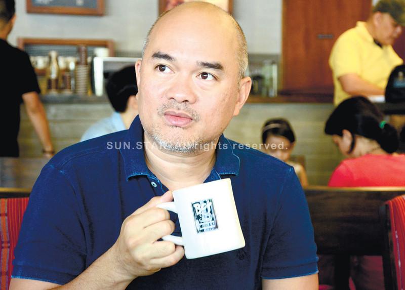 Bo's Coffee founder Steve Benitez