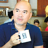 Bo's Coffee founder Steve Benitez
