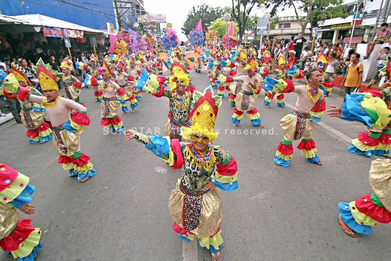 Higalaay Kagay-an Festival street dancing competition