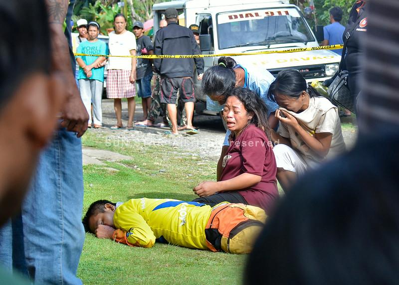 Catalunan Grande, Davao City daylight rob-slay