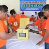 Barangay captains during ABC election