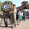 DAVAO. Mga sakop sa Boy Scouts of the Philippines nagsakwat sa bulak nga ihalad sa gobyerno sa dakbayan sa Davao ngadto sa monyumento ni Dr. Jose Rizal sa Rizal Park diin gihimo ang pagsaulog sa ika-117 nga tuig sa iyang pagkamatay. (Seth Delos Reyes)