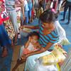 Lumad nagpaabot sa ilang pinaskuhan