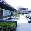 Ayala Center-Cebu's new wing. (Photo by Ruel Rosello of Sun.Star Cebu)