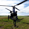 Japanese Self-Defense Force airlifting operation in Eastern Visayas