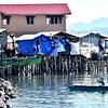 Banca, stilt houses