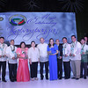 PAMPANGA. Governor Lilia Pineda and Vice Governor Joseller Guiao with this year's Most Outstanding Kapampangan Awardees namely (L-R) Lilian Borromeo (Culture); Sen. Manuel Villar Jr. (Business and Entrepreneurship); Supt. Bernardo Perez (Law Enforcement); Ma. Miguela Ticzon Santiago (Outstanding Honorary Kapampangan); Rep. Catalina Bagasina (Government Service); John Manalili (Mass Media); Felix Tienzo (Social Service); Fr. Victor Nicomedes Nicdao (Religion); Patrick Cura (Youth Service); Allan Pineda (Arts); Norman De Jesus (Agriculture) and Leonardo Canlas (Education). (Photo by Chris Navarro)