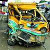 Accident in Kilometro 7, San Isidro, Buhangin, Davao City