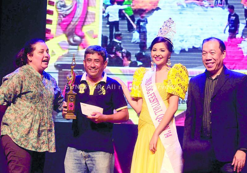 Sun.Star Cebu chief photographer Alex Badayos wins Sinulog photo contest