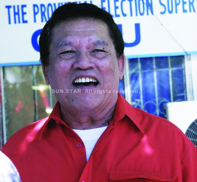 "Cebu Provincial Board Julian ""Teban"" Daan"