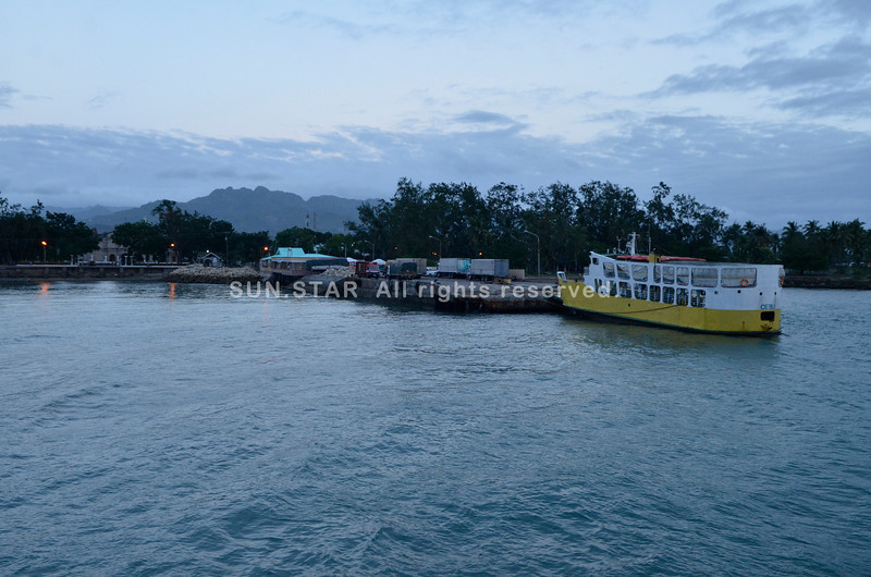 Ro-ro port in Danao City as alternate Visayas port