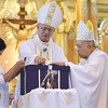 Paperwork to make Archbishop Teofilo Camomot blessed
