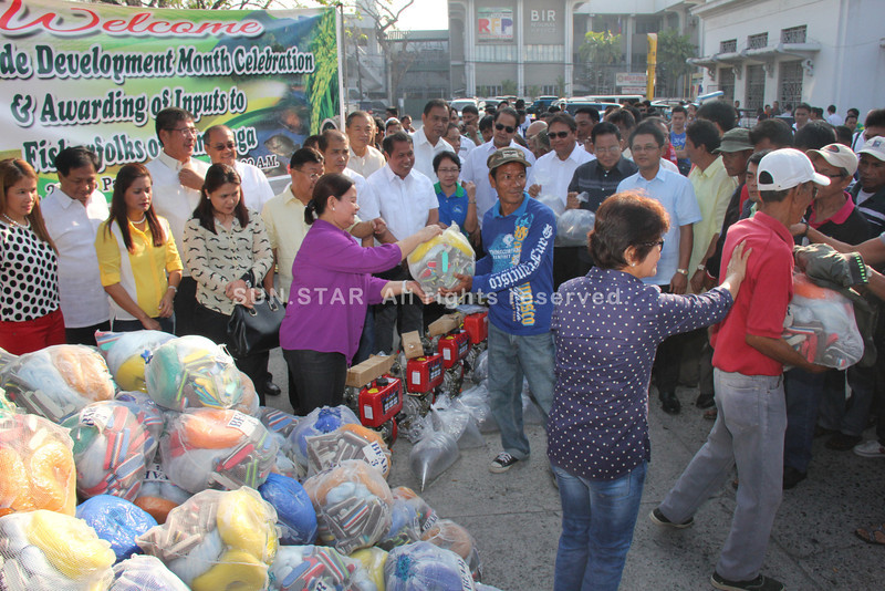 Countryside Development Month observed in Pampanga