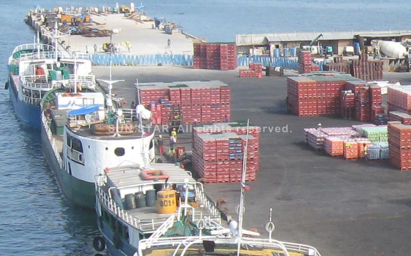 Zamboanga port expanded area