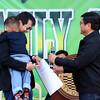 Cebu City Mayor Michael Rama was welcomed by  Edgardo Labella