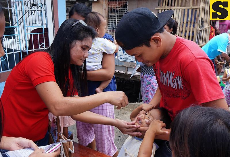 Barangay health workers