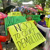 Urban poor rally in Cebu City