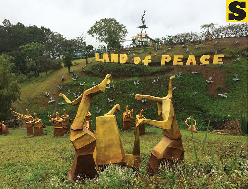 Land of peace declaration