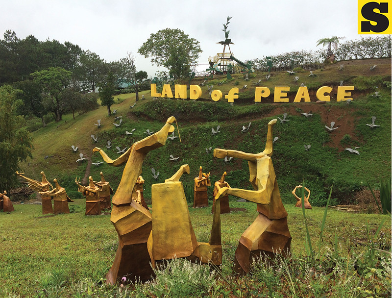 Land of peace declaration