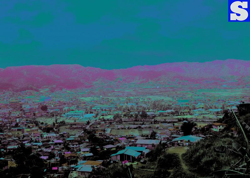 Benguet landscape