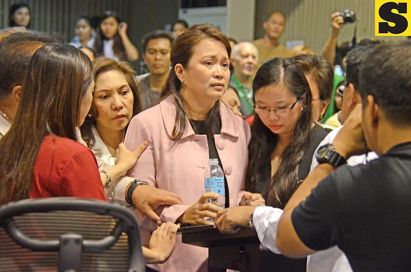 Davao City Councilor Maria Belen Acosta