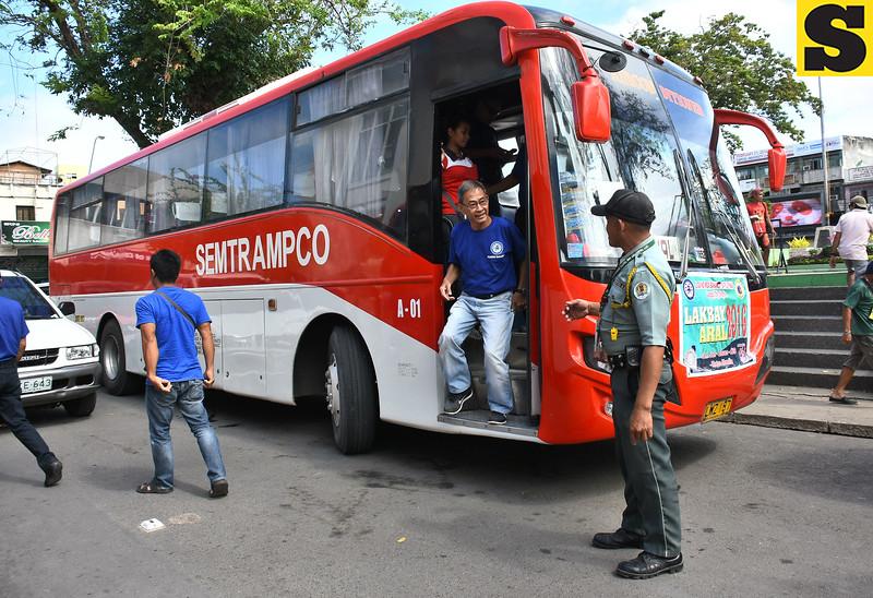Legazpi City officials visit Davao City