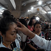Ash Wednesday in Cebu