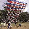 Philippine Flag-themed kite
