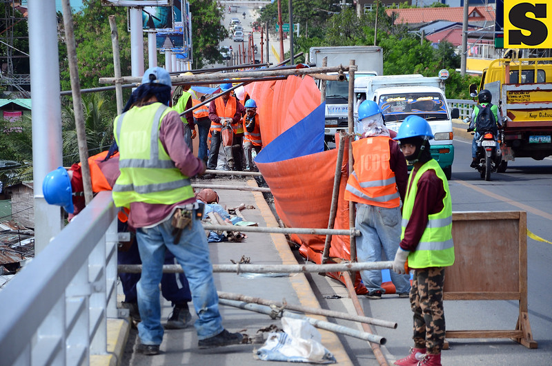 Mandaue-Mactan Bridge remain open to traffic