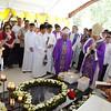 Archbishop Teofilo Bastida Camomot anniversary
