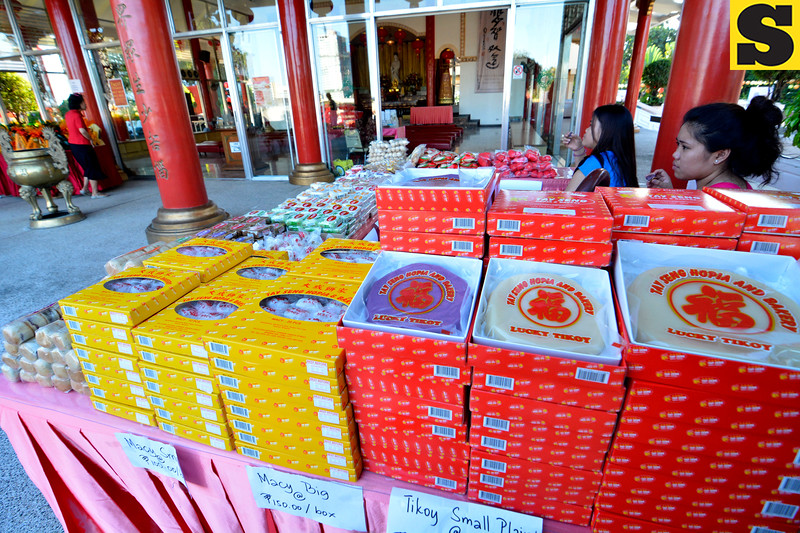 Chinese Lucky delicacies