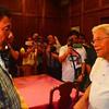Rodrigo Duterte asks for forgiveness from Bacolod Bishop Vicente Navarra
