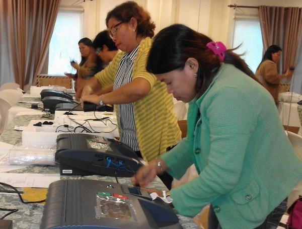 Poll preparations
