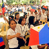 President Aquino also inaugurated the new classrooms of the Guadalupe Elementary School in Cebu City