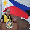 Aquino turn overs restored heritage site at Sto Nino church Cebu
