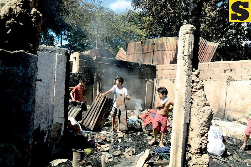 Barangay Sambag 2, Cebu City fire