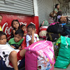 Fire victims - children