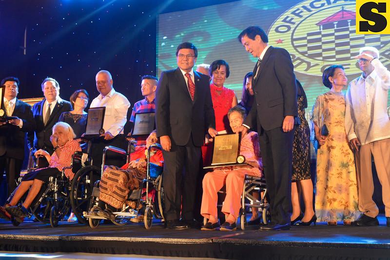 Centenarians recognized in Cebu City