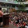 Miriam Defensor-Santiago at UC Banilad Cebu