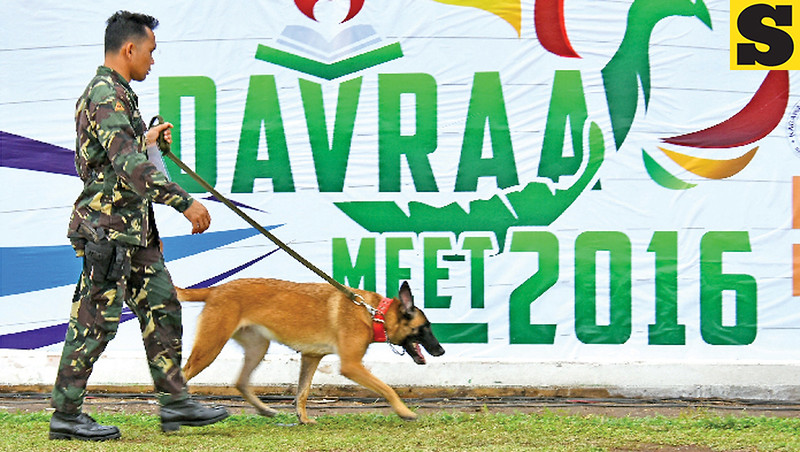 Davao Regional Athletic Association Meet