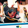STIRRING THE NEST. The factions in the BSCP, the national governing body for billiards, have affected several athletes, including the pros. One faction has dropped some of the top players from the national squad, including Sea Games gold medal winner Dennis Orcullo (above) . (SUN.STAR FILE)