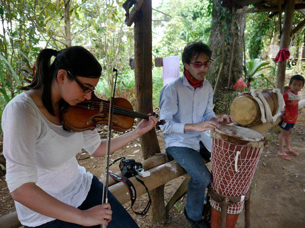 CAGAYAN DE ORO. Diaz de Musica Electro Acustica, August 2012. (Rosalie Zerrudo)