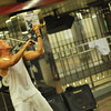 CAGAYAN DE ORO. This artist plays his music at 34th Herald Square subway in New York City. September 2011. (Lloyd L. Albasin/Contributor)