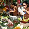 CAGAYAN DE ORO. Judging the 35 entries of humba during the Humba Festival in Iponan village. (Joey P. Nacalaban)