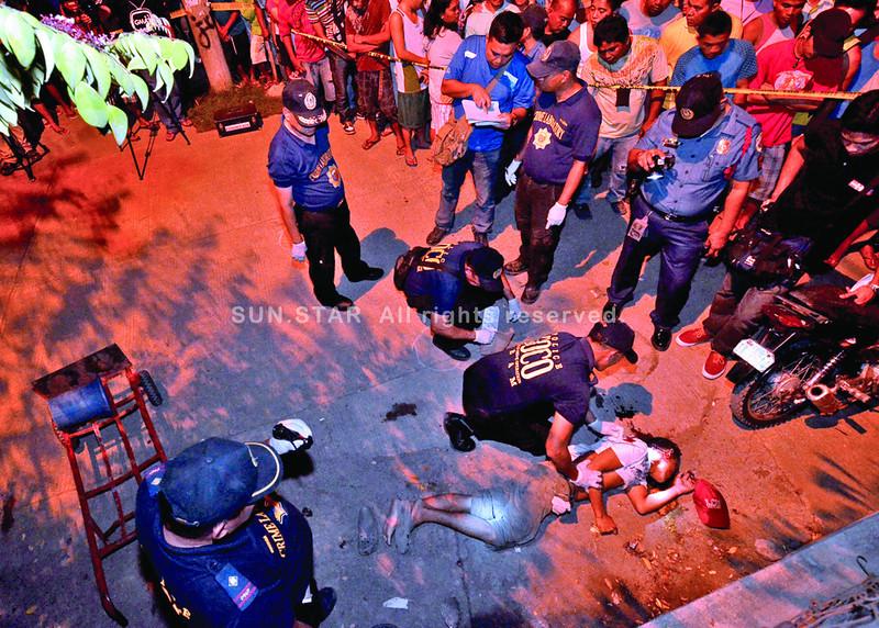 Fish vendor shot dead in Davao City