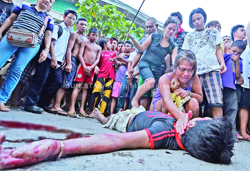 Trisikad drayber gipusil patay sa Davao