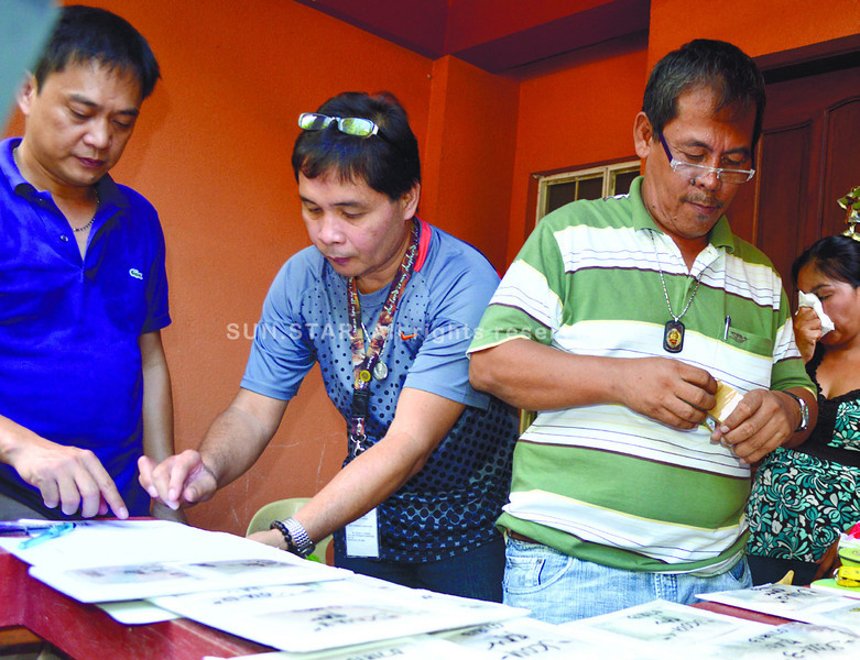 NBI agents sieze P3.5 'shabu' in Cebu