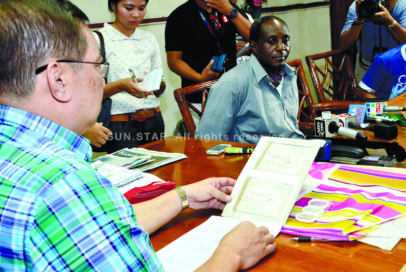 Nigerian nabbed for peddling drugs in Cebu