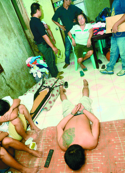 Curtain maker in Mambaling, Cebu arrested for selling illegal drugs